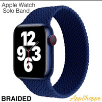 Apple Watch Strap SOLO Band Series SE 6 5 4 3 2 1 Silicone 38mm 40mm