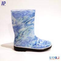 AP 2012 FRESH BLUE ROSE 19.0-21.0 - SEPATU BOOT SEPATU KARET ANAK - AP