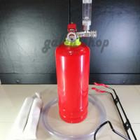 Tabung CO2 Cisod Ragul Apar 1KG DIY Aquascape