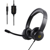 dbE HSO100 Comfortable Office Headset Microphone