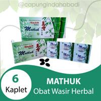Obat wasir herbal Mathuk