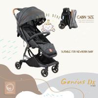 Stroller Baby Elle Genius S352 - Hitam