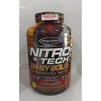 Muscletech Nitrotech Whey Gold 5,54 Lbs