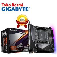 Motherboard AMD Gigabyte B550I Aorus Pro AX (AM4, B550, DDR4)