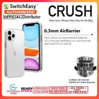 Case iPhone 12 Pro Max 12 Pro Mini Switcheasy Crush Ultra Thin Clear - 12 Pro Max