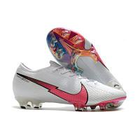sepatu bola Nike mercurial vapour 13 elite white red FG