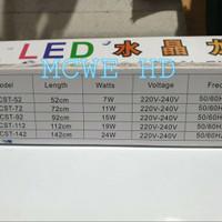 Lampu Cosmo LED CST-112CM 4Warna Spesial for Arowarna ORIGINAL