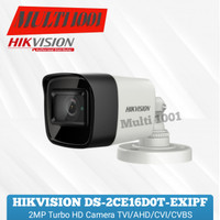 Cctv Camera Hikvision Outdoor 2MP 4in1 Turbo HD