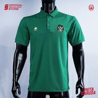 Polo Shirt Timnas Indonesia MILLS Green