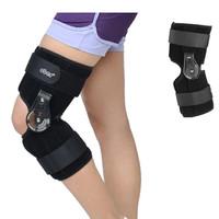 Knee Brace Support Adjustable Pain Hinged Brace Knee Support