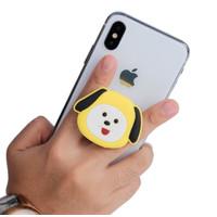 KPOP BT21 BTS Phone Holder / PopSocket / Phone Grip / Stand HP PVC