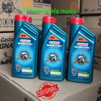CASTROL MAGNATEC STOP-START 10W-30 synthetic oli mobil ASLI