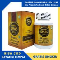 Obat Herbal Tukak Lambung - Infeksi Lambung Gamat Emas Kapsul Goldmax