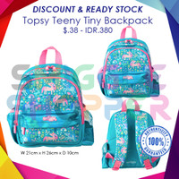 smiggle ORI Topsy Teeny Tiny Backpack GIRL only