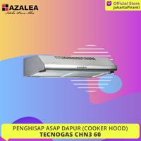 Slim Hood Tecnogas CHN3 60 - Penghisap Asap Dapur Cooker Hood