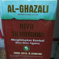 buku ihya ulumuddin al ghazali jilid 9 zuhud cinta dan kematian