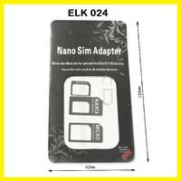 Sim Card Adapter Micro Nano Mini Converter and Pin Injektor Ejector