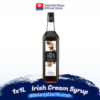 1883 Syrup Irish Cream 1 Lt