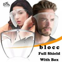 Face Shield Full Face Oversize