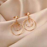 ODILA Clip Earring / anting jepit tanpa tindik earclip fashion korea