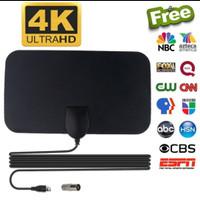 Antena tv TAFFWARE DVB-T2 TGL-D139 antene anten indoor TV key DigitAL