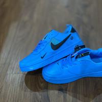 Sepatu Nike Air Force 1 Blue - 39