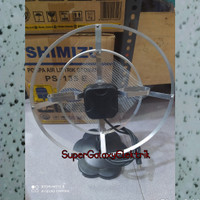 Antene TV Parabola Mini Indoor(Antene Dalam)