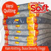 Kasur Busa Springbed Super Soft Quilting Tebal 14cm Garansi 5 Tahun - 90 x 200 cm