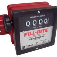 Flow Meter Analog Fill-Rite Alat Ukur Solar BBM dan Air Ukuran 2