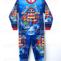 Baju Anak Laki Laki ROBOCAR POLI