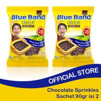 Blue Band Chocolate Sprinkles Meses Sachet 90gr isi 2
