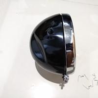 Batok lampu cb 125 besi import hitam