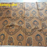 Kain batik solo kombinasi tulis badong ukel sogan