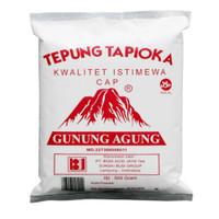 Tepung Tapioka Cap Gunung Agung | Tapioca 500gr