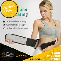 TheEverythingStore Magnetic Therapy Back Waist / Lumbar Pain Relief