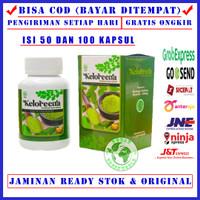 Obat Herbal Kolesterol Tinggi dan Hipertensi Yang Aman Terdaftar BPOM - 50 Kapsul
