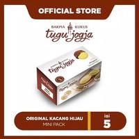 Mini Pack Bakpia Kukus Tugu Jogja Original Kacang Hijau