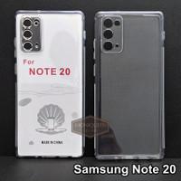 Case Samsung Note 20 PREMIUM CLEAR SOFT CASE Bening Transparan