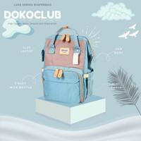 Anello diaper luxe edition / Diaper premium / tas bayi / DIAPER bag
