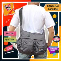 Tas Slempang Pria Sling Bag Distro Ori Murah Eiger Style Terbaru #800