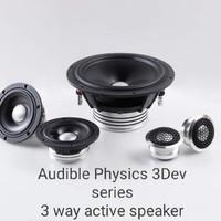 Speaker Audible Physics 3 Dev