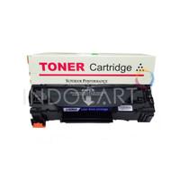 Toner Cartridge Compatible CE285A 85A-HP LJ P1102 M1132-dus putih