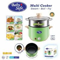 ELEK125 SLOW COOKER BABY SAFE MULTI FUNCTION COOKER LB011