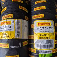 Paket Ban Pirelli Angel Scooter ADV 120/70-14 & 140/70-13