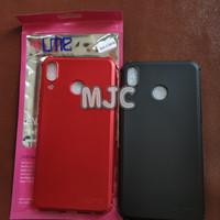 UME Anti Crack Asus Zenfone 5z 2018 ZE620KL Emerald Red Black ZS620KL