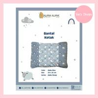 Kuma Kuma Bantal Kotak Bayi / Baby Pillow