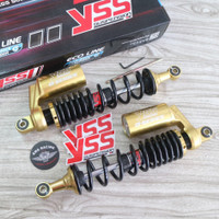 YSS SHOCK 340mm Rx King / Supra X / Kharisma/ Revo G SERIES BLACK GOLD