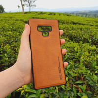 Softcase Leather SVL Case for Samsung Note 9 Casing Slim [ NEW ]