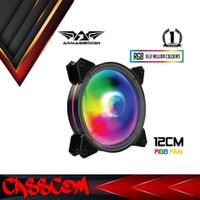 Armaggeddon Neuron Aurora Ring 1 RGB Fan Case 12cm