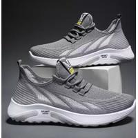 Running Shoes Girik Original Grey